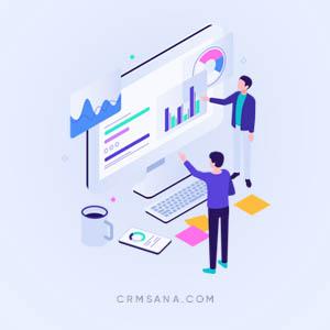 CRM در بازاریابی به شما کمک می کند