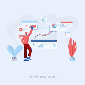 چطور CRM به بازاریابی و فروش کمک میکند؟