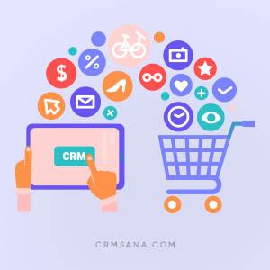 CRM چطور به فروش مجازی کمک می کند؟